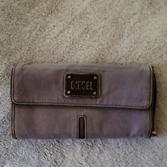 Diesel Handbags - Fun Diesel Wallet